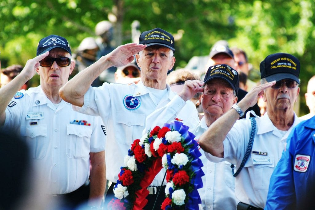 Photo courtesy of the city of Dearborn The public is invited to pay tribute to Korean War veterans and mark the 64th anniversary of the armistice of the Korean War with a solemn ceremony July 27.