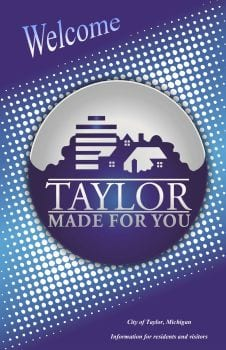 Illustration courtesy of the city of Taylor