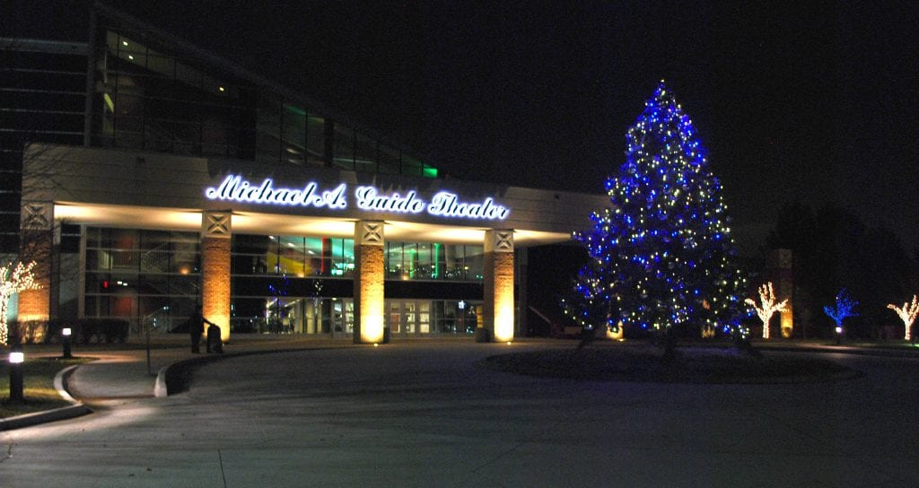 Photo courtesy of the city of Dearborn The city's annual tree-lighting and sing-along will be moved up to Nov. 20 to coincide with the Festival of Trees charitable event at the Ford Community & Performing Arts Center.