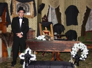 Museum open house shares Victorian-era funeral customs
