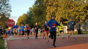 Photo courtesy of Beaumont Health The second annual Beaumont Red October Run will be held Oct. 7 at The Henry Ford.