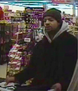 Photo courtesy of the Dearborn Heights Police Department  Dearborn Heights police are searching for information on a man responsible for multiple retail fraud incidents at Family Dollar, 3543 S. Beech Daly Road.
