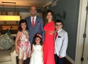 Photo courtesy of Facebook  The Abbas family — Issam Abbas, 42; his wife, Dr. Rima Abbas, 38; Ali, 14; Isabella, 13; and Giselle, 7, — died in a fiery car crash Jan. 6 in Kentucky when a vehicle traveling in the wrong direction on northbound I-75 hit them head-on as they traveled back from Florida to Michigan.