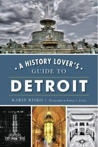 """Photo courtesy of the Lincoln Park Historical Museum Lincoln Park author Karin Risko will give a presentation on and sign copies of her book """"A History Lover's Guide to Detroit"""" at 2 p.m. Feb. 9 at the Lincoln Park Historical Museum."""