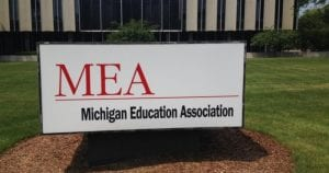 Photo courtesy of the Mackinac Center for Public Policy The MEA's total membership decline is 28percent since 2012 and 33 percent since the peak in 2009.