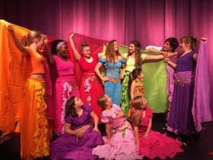 "Area youth theaters will set toes tapping with ""Footloose"" at the Downriver Actors Guild in Wyandotte and ""Aladdin Jr."" at the Downriver Youth Performing Arts Center in the Trenton Village Theater."