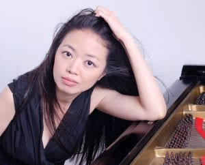 Photo by Hiromi Otsubo Pianist Ling-Ju Lai