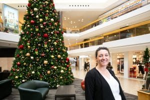 Photo by David Lewinski Much of the mall's endurance has been the result of an intentional effort to adapt to the changing needs of consumers, says Nichole Ninowski, marketing manager for Fairlane Town Center.