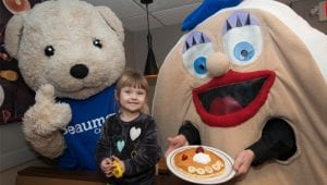 Photo courtesy of IHOP IHOP restaurants will offer each guest a free short stack of their buttermilk pancakes on Free Pancake Day March 12.