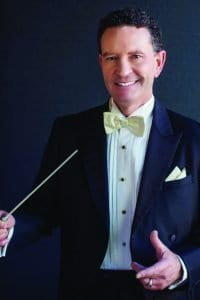 Photo courtesy of the Dearborn Symphony Nick Palmer, music director of the Lafayette Symphony and North Charleston Pops, will conduct the Dearborn Symphony May 3 as part of its search for its next music director and conductor.