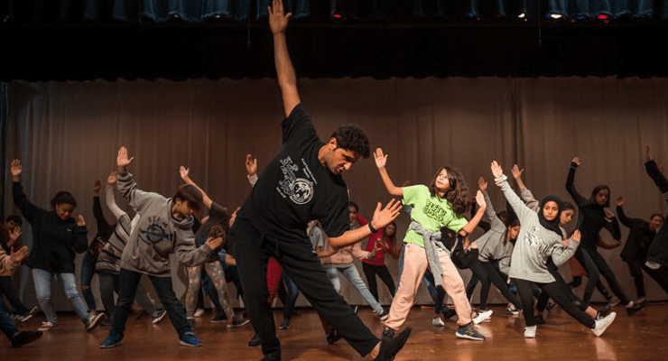 Stout Middle School celebrates its students' uniqueness through theater