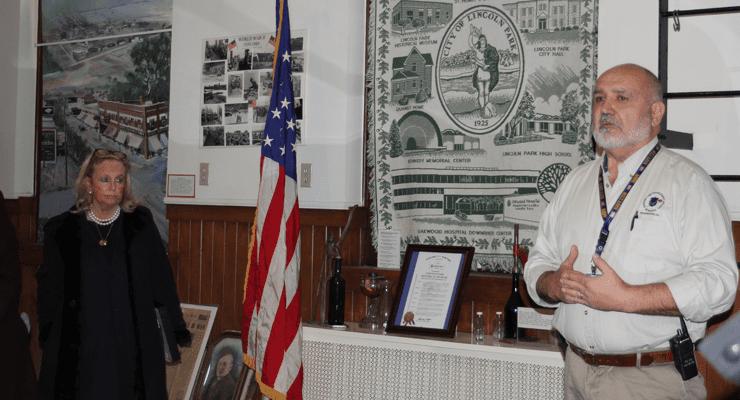 LP museum honors, remembers veterans