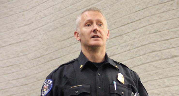 Police officials address coronavirus concerns
