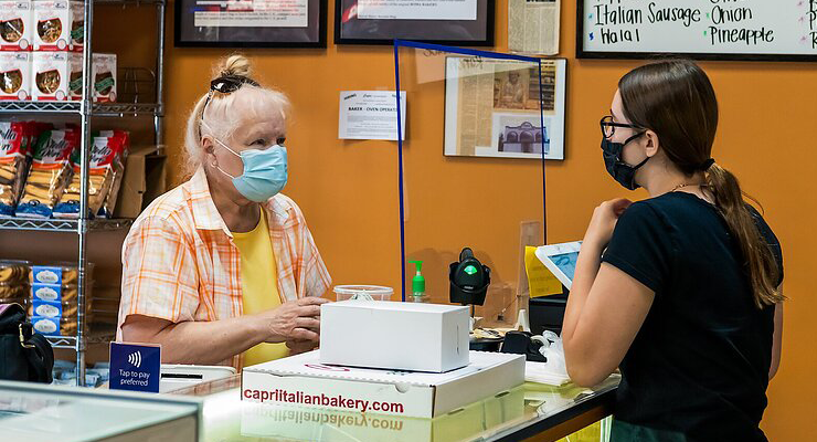 Capri Italian Bakery bakes its way through pandemic