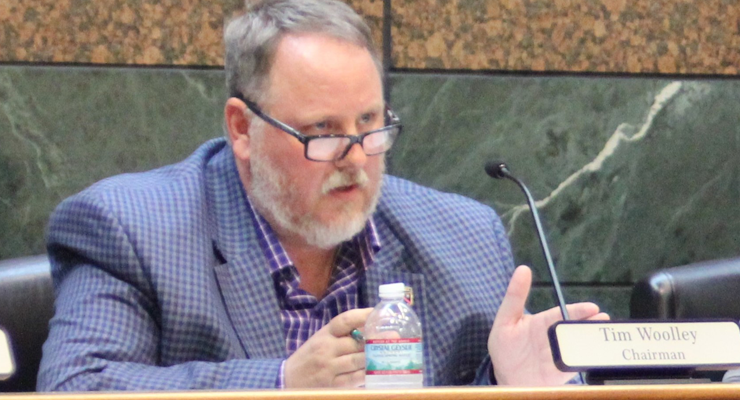 Taylor City Council overrides mayor's veto of Andreasen ouster request