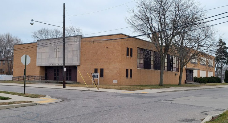 Former church may become performing art center
