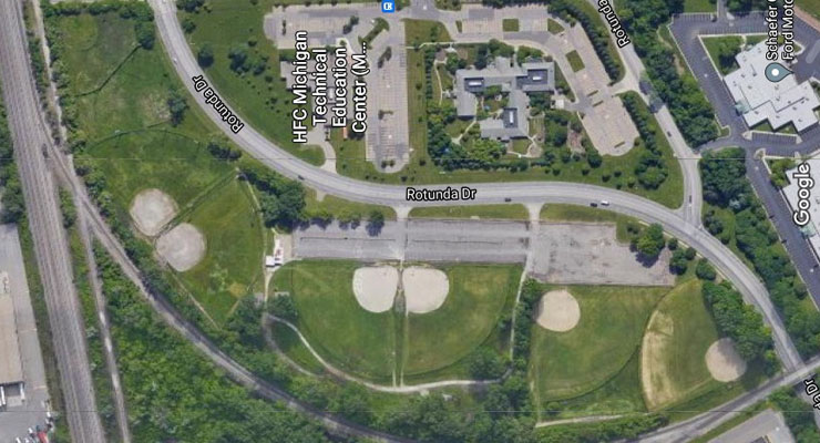 Ford Land proposes conversion of Rotunda Fields to industrial use