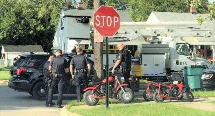 LP reviews decreased police staffing, need for a traffic division