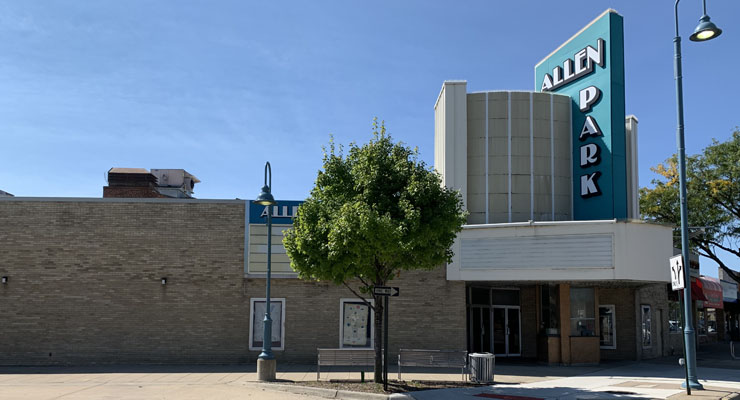 Allen Park exploring options for theater building