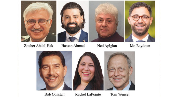 Heights candidates vying for partial, full term seats on city council
